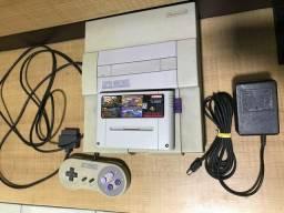 Vendo um Nintendo Completo