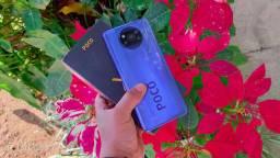 Xiaomi Poco X3 128GB GLOBAL carregamento 33 W insano