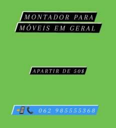 Jaqueta jeans MONTADORES EM GERAL