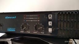 Amplificador oneal OP 1600