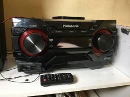 Mini System Panasonic 450w rms Bluetooth Som