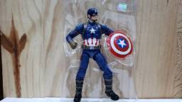 Capitão América - Marvel Guerra Civil - Aceito Cartão