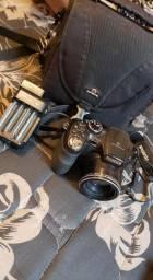 Cameras superzoom semiprofissional