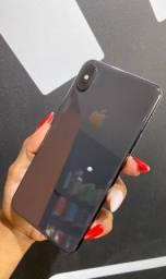 IPhone XS Max 64gb cinza espacial vitrine top