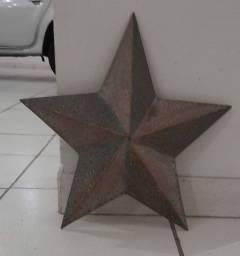 Estrela decoração
