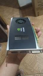 Placa NVIDIA QUADRO FX 1800