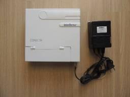 Central Telefônica Conecta/Modulare Intelbras 2 linhas 8 ramais