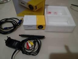 Mini projetor de vídeo