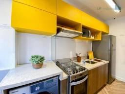 Apartamento com 1 dormitório, 1 sala, 1 banheiro, 1 cozinha excelente localização, ótima á