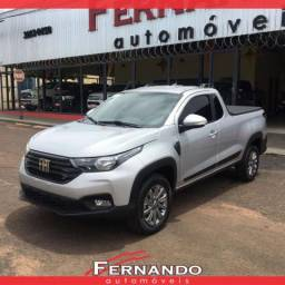 FIAT STRADA FREEDOM 1.3 FLEX 8V  CS PLUS FLEX 2021