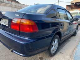 Civic LX completo