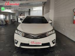 Toyota/Corolla XEI 2.0 - 2015/2016 - Flex - Branco