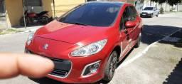 Peugeot 308 2.0 allure 2014