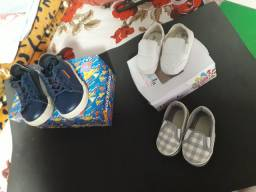 Lote sapato menino