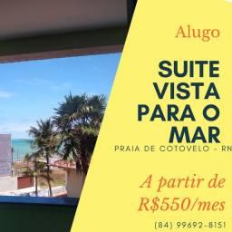 Suite privativa em casa com piscina praia de Cotovelo
