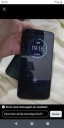 Vendo ou troco Moto G6 play muito conservado único dono wattzap *
