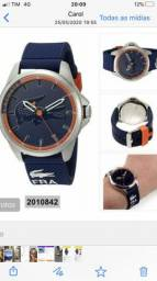 Relógio Lacoste comprar usado  Fortaleza