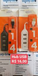 HUB usb 4 conexões