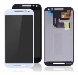 Tela Frontal Touch + Display Moto G3 / G4 / G5 / G6