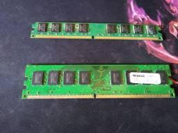 Memória RAM e processador ddr2