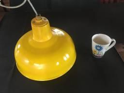 Luminária Industrial