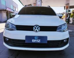 VW Saveiro Cabine Dupla 1.6 2015 / GNV 5ª geração / 2° dono