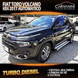 Fiat Toro Volcano 4X4 2017 Automático Turbo Diesel