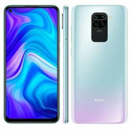 Xiaomi Redmi Note 9 - Branco Polar - 64Gb - Novo Lacrado