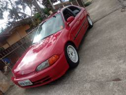 Civic EX 1995 AT completo