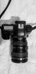 Vendo Canon 6d WG com lente Canon 24x105mm F4