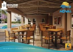 08 - Condominio, Village das Águas, Venha morar bem com a Canopus Construção