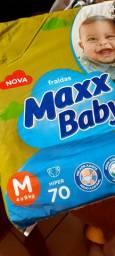 Fralda M max baby