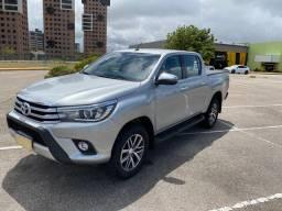 Hilux SRX CD Diesel (2018-2018) Garantia de Fábrica. Veículo estado de zero