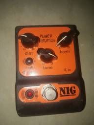 Pedal power distortion