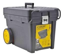 Caixa De Ferramentas Plástica 53l C/ Rodas Stanley STST33027