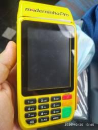 Vendo máquina de cartão de crédito