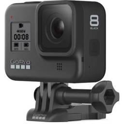 "GoPro Hero 8 Black 12MP 4K Wi-Fi Bluetooth 2"" *nova na caixa"