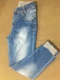 3 Calças Jeans por 15$