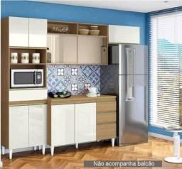 Cozinha Tulipa - 2,50 largura - 10X S/Juros