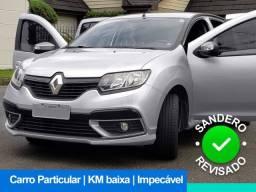 Sandero GT Line 1.6   Top da Categoria   Revisado   Carro de Particular