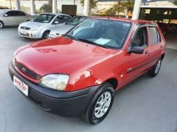 Fiesta 1.0 8v 2001 C/Ar condicionado
