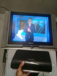 Tv 29 mais conversor Philips