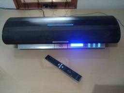 Rádio Portátil 4 alto-falantes