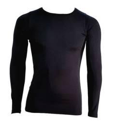 Camisa Segunda Pele Térmica Proteção UV