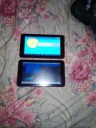2 tablets HOW com preço de um ,na cor rosa
