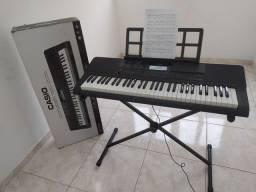 Teclado Arranjador Musical Casio CT-X700 COM ESTANTE