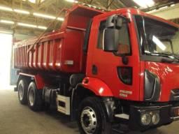 Ford Cargo 2629 (6x4) Caçamba 2014