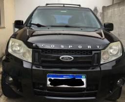 Ecosport 2008 XLT automática - completa com GNV