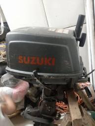 Motor de barco Suzuki 8hp