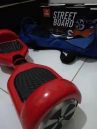 Vendo skate elétrico (street board)